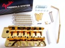 Fender Stratocaster Original Vintage Guitar Tremolo Bridge Gold 0992049200