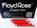 Floyd Rose Noiseless Tremolo Springs Red FRTSNRDP