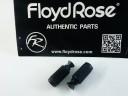 Floyd Rose Original Bridge Mounting Studs and Inserts Black FRBMMSIBP