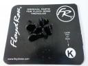 Floyd Rose Original Fine Tuning Screws FROFTSBP