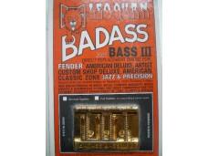 Leo Quan Badass Bass III Bridge Gold