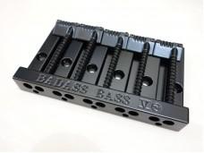 Leo Quan Badass Bass V Bridge Black 5 String