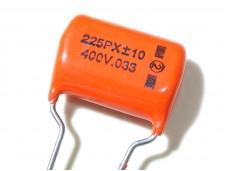Orange Drop Capacitor .033