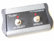 Fender 2-Button Footswitch Channel Select/Effects