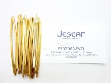 Jescar FS37080-EVO Fretwire EVO Gold