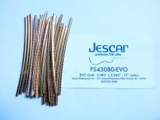 Jescar FS43080-EVO Fretwire EVO Gold