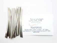 Jescar FS47095-S Fretwire Stainless Steel
