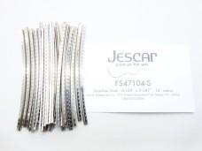 Jescar FS47104-S Fretwire Stainless Steel