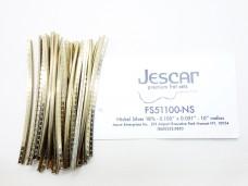 Jescar FS51100-NS Fretwire Nickel Silver