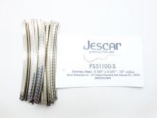 Jescar FS51100-S Fretwire Stainless Steel