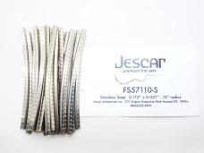 Jescar FS57110-S Fretwire Stainless Steel