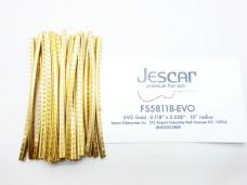 Jescar FS58118-EVO Fretwire EVO Gold