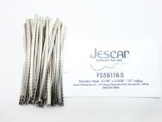 Jescar FS58118-S Fretwire Stainless Steel