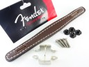 Fender Amplifier Handle Brown Leather 0990945000
