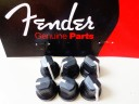 Fender Black Pointer Amplifier Knobs