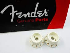 Fender Stratocaster S-1 Knob Parchment 0059267049