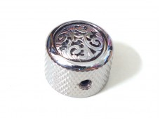 Metal Engraved Knob Cosmo
