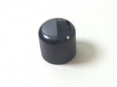 Metal Knob Black Mini