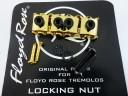 Floyd Rose Original 7-String Locking Nut Gold FR7NRGP