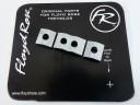 Floyd Rose Original 7-String Nut Clamping Blocks Chrome FR7NCBC3P