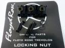 Floyd Rose Original Locking Nut R4 Black FRNR4BP