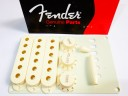 Fender Stratocaster Accessory Kit Aged White 0991368000