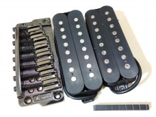 Ibanez 8 String Kit Black Nickel