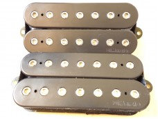 Dimarzio Fusion Edge IH7 Guitar Pickup Set Black