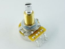 Allparts 500K Long Shaft Audio Potentiometer EP-0686