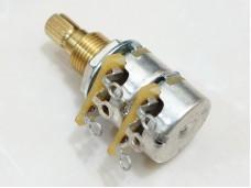 CTS 500K Split Shaft Linear Blend/Balance Potentiometer