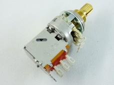 Dimarzio 250K Split Shaft Audio Push/Pull Potentiometer