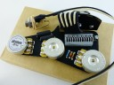 ObsidianWire Stratocaster Custom HSH Pre-Wired Kit