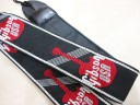 Gibson ASGG-600 Woven Guitar Strap Red