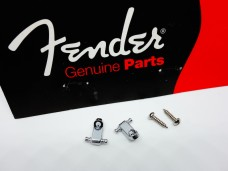 Fender American Series Guitar String Guides Chrome 0994911000