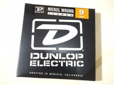 Dunlop Nickel Wound Electric Guitar Strings Light