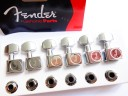 Fender American Standard Tuners Chrome 0990820100