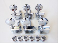 Fender Squier Vintage Tuners Chrome