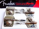 Fender Vintage Bass Tuners Nickel 0078834049