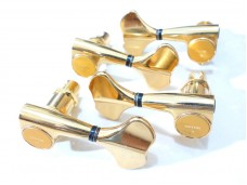 Gotoh Bass Tuners Gold